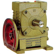 For DC motor used WPWDA series worm reducer &speed reduction