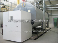 Industrial gas(oil) Steam Boiler for mixing plant industry