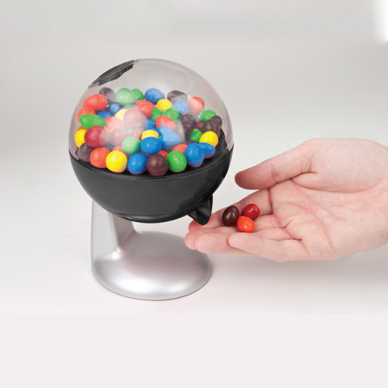 Circle Selective Vend Gumball Machine Candy