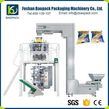 Automatic pneumatic automatic stand- up & zipper pouch packing machine