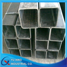 High precision square pipes, used by builder and mechanical equipment manufacturers