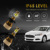Automobiles high  brightness illumination x7 led headlight bulbs h7 h4 h1 h3 h11 8000 lumen 80w car lights led headlights