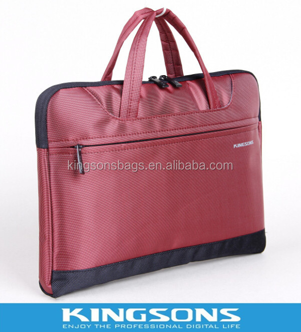 For MacBook Pro 13 Bags,Waterproof Nylon Laptop Briefcase,Multicolor 2014 Promotion Laptop Bags,FOB Price Below US$5