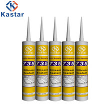 OEM 280ml glass structural glazing silicone sealant