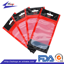 Heat Seal Zipper Top For Spices Sale Plastic Ziplock Bag Making Machine Price
