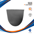500 mm clay graphite crucible