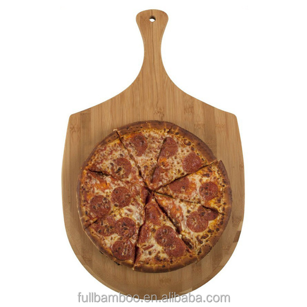 Chopping block Bamboo Pizza peel Bamboo cutting Board