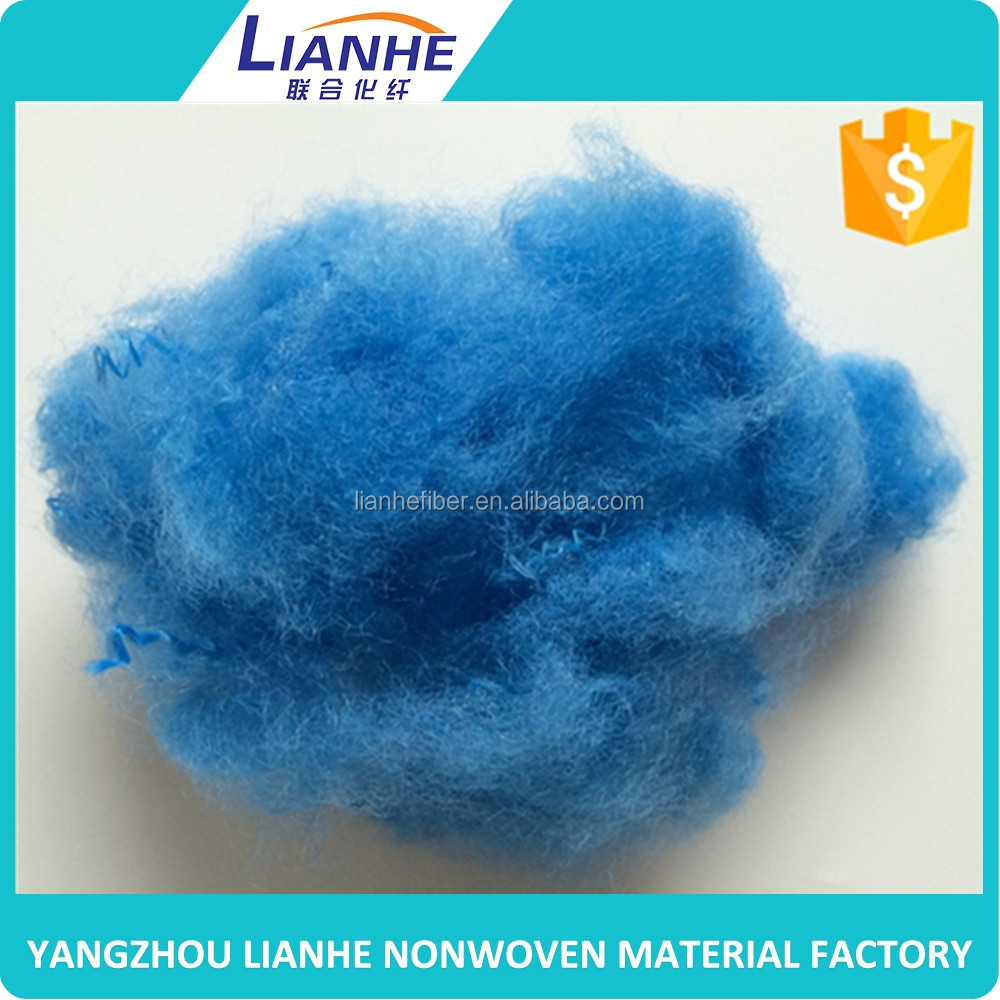 3D*32MM Hollow Conjugated Polyester Staple Fiber