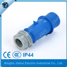 European waterproof industrial plug 32A 3P IP44 male plug outdoor 3 way plug&socket