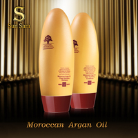 Wholesale hair care products organic moroccan argan oil shampoo dye hair treatment moistruizing shampoo