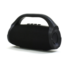 Portable Bluetooth Boombox with FM Radio USB TF card and 3.5mm Line In for MP3 Device