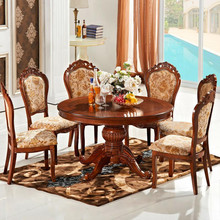 Hot selling restaurant wooden chair and table