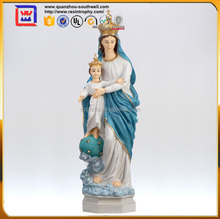 Catholic Virgin Mary Religious Statues For Souvenirs