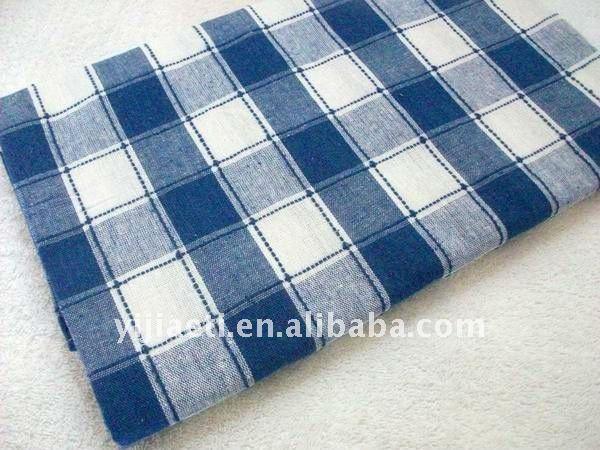 Nay and White Checkers Tablecloth
