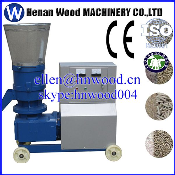 newest products float fish feed pelleting machine chicken manure pellet machine