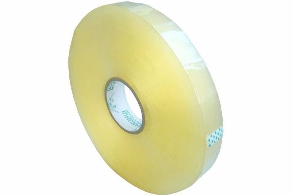 Guangdong bopp tape manufacturer food grade box sealing tape