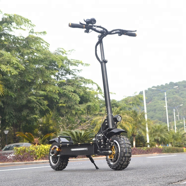2000w dual electric scooter 2 wheel