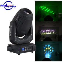 Newest 280w 10r beam spot wash moving head light 3in1 stage light