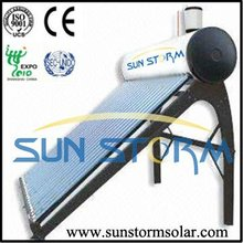 The best selling vacuum tube solar collector