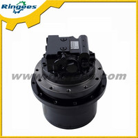 Excavator parts final drive gearbox, travel motor used for Volvo EC700BLC