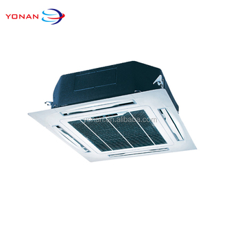 18000Btu Ceiling Central Cassette Air Conditioner With Competitive Price
