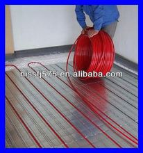 Roof electric bathroom heating cable wire