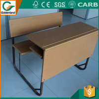 Student furniture desk and chair for kids school furniture table with chair set
