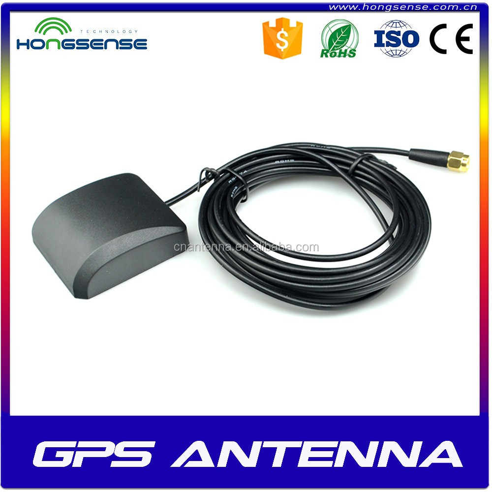 Widely used For BMW/Mercedes/VW Fakra connector GPS Antenna