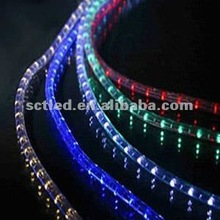 Attractive super bright wonderful SCT led rope light