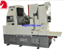 Steel horse High strength Y3180E cnc gear hobbing machine