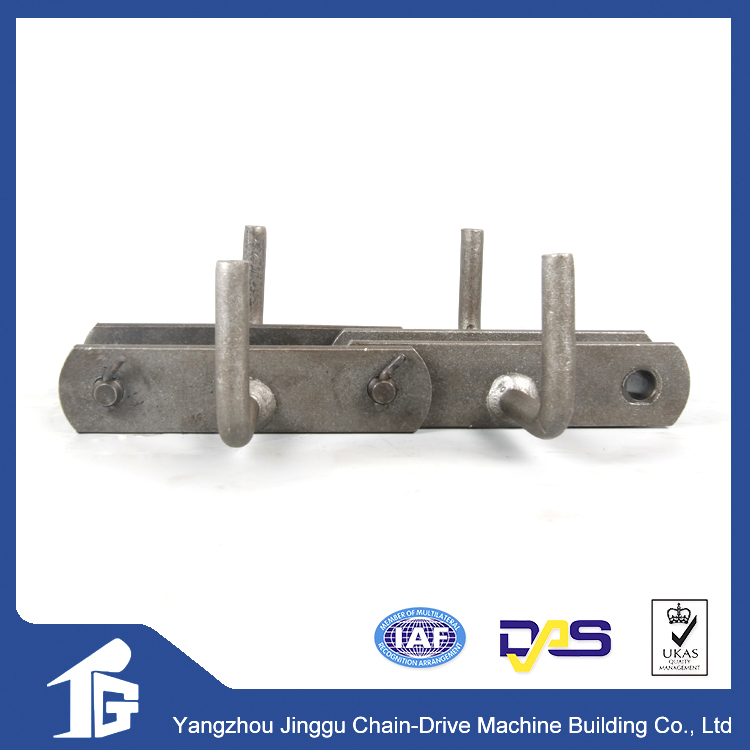Casting steel pintle conveyor chains