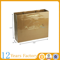 advertising promotion luxury brands paper bag
