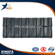 Excellent water resistance performance hot selling stone coated synthetic resin roofing tiles