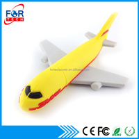Best Popular Branded DHL Airplane Shape USB 3.0 Flash Drive