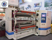 HDA High Speed Paper/Plastic Film/Adhesive Tape/PET/Non-woven/Foil Jumbo Roll Slitting Rewinding Machine (CE)