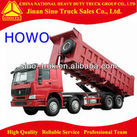 40 ton Howo Euro 3 Tipper Truck For Sale