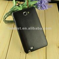 back cover case for Samsung Galaxy Note i9220 snake pattern