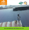 Polyurethane waterproofing coating for steel from manufacturer in China