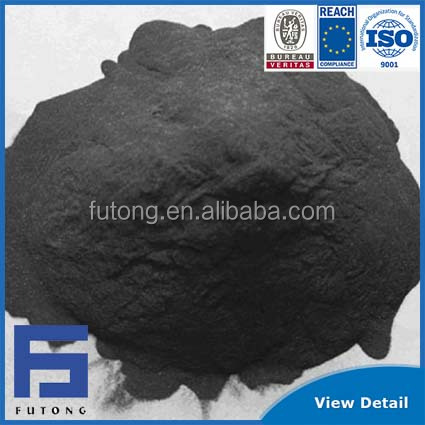 Black SiC/Black Silicon Carbide for Sandblasting and Refractory 98%min
