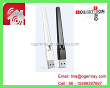 Hot sale wholesale cheapest usb wifi adapter for tablet