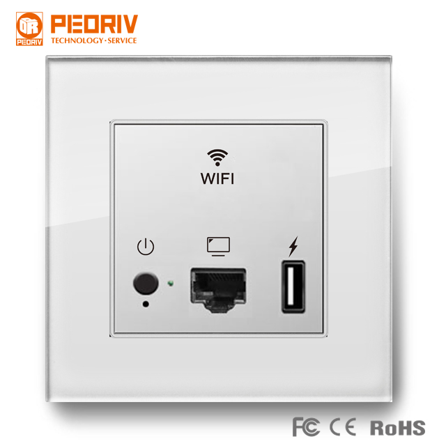 APP Remote Control 802.11af POE Supported 150mbps 2.4G Hotel Smart Mini Wireless Wifi router