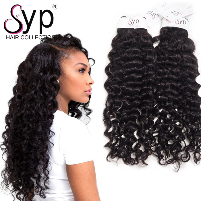 Tight Curl Peruvian Weave Remy Virgin Human Hair Weaving For Sale