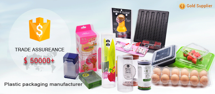 Wholesale Clear Candy Display Box Cylinder Packaging