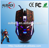 2015 6D high quality original wired gaming mouse