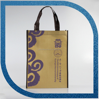 Promotional nonwoven shopping bag,shopping bag professional manufacturer