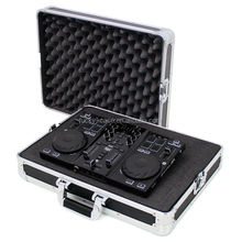 fashion Aluminum heavy duty Case with removable lid