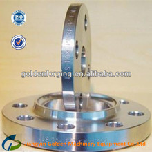 forging crewed flange stainless steel
