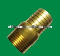 Al/SS,Steel,Brass Casting Thread Flexible Ferrul Joint Malleable With High Quality Hose KC Nipple