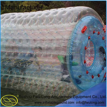 Suitable for lake pool game lawn roller water filled for sale