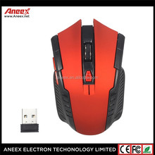 New design 2.4G wireless Mouse